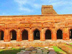 Forts Uttar Pradesh Hindi