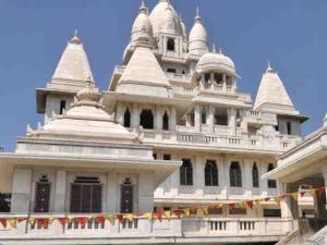 Pagal Baba Temple Vrindavan Hindi