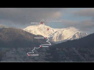 Trekking Places In North East India Hindi