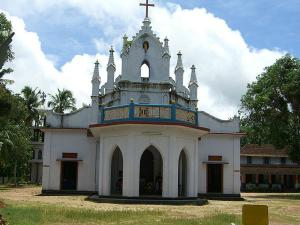 The Seven And Half Churches In Kerala