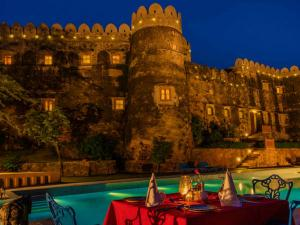 The Hill Fort Kesroli Alwar Travel Guide
