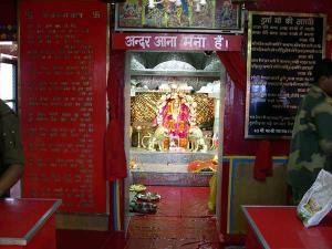 Shardiya Navratri 2017 Specia Tanot Temple Jaisalmer