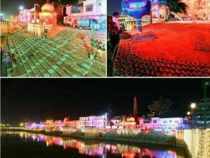 In Pictures The Grand Diwali Celebrations At Ayodhya Hindi