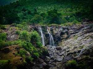 The Twin Waterfalls Gaganchukki Bharachukki Hindi