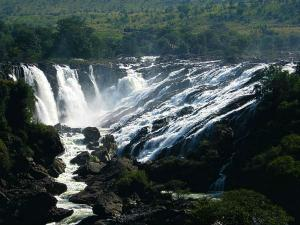 Shivanasamudra Falls From Bengaluru Travel Guide Hindi