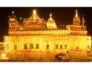 Diwali At Golden Temple Hindi
