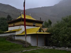 Lhalung Monastery Spiti Hindi