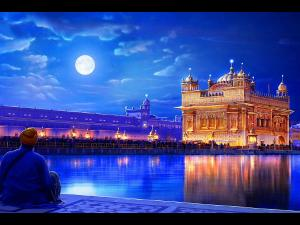 Golden Temple Receives Most Visited Place Award Hindi