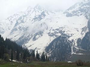 Visit Kashmir Winter Season Hindi