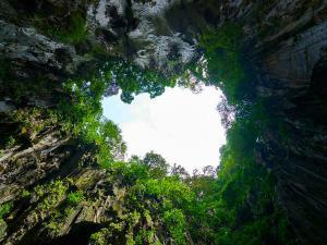 Exploring Meghalaya S Garden Caves Hindi