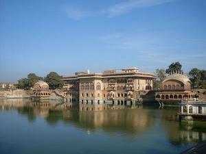 Another Jal Mahal Deeg Palace Bharatpur Hindi