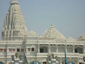One Day Mathura Vrindavan