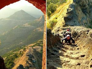Maharashtra Trekroute Harihar