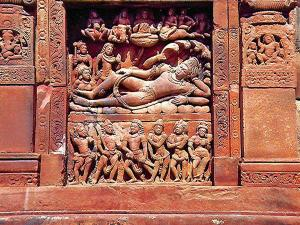 The Archeological Town Surguja Chattisgarh Hindi