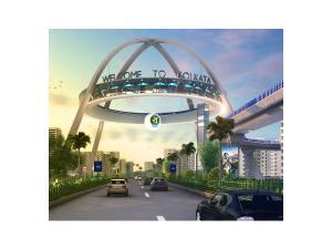 Kolkata Biswa Bangala Gate Hindi
