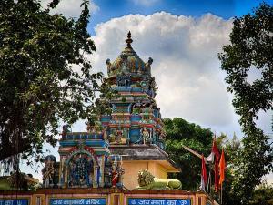 Khajrana Ganesh Temple In Indore India Hindi