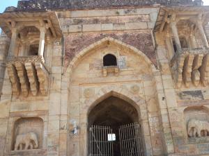 Rohtas Fort Bihar India Hindi