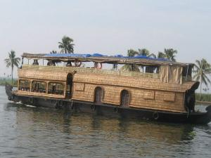 Houseboats Gangas Sunderbans West Bengal Hindi