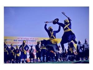 Hola Mohalla Festival 2018 Anandpur Sahib Hindi