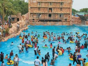 Topmost 4 Water Parks Chennai