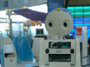The Humanoid Robot Who Will Greet You At Bengaluru Airport