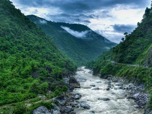 Travel Guide Pangot Places See Around Pangot Hindi