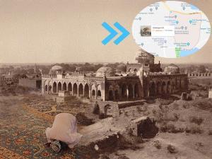 Gulbarga Fort Of Warangal Dynasty In Kalaburagi Karnataka Hindi