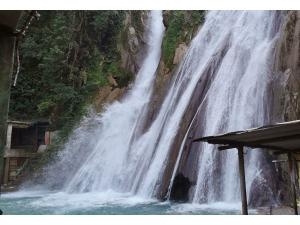 Waterfalls Around Dehradun Mussoorie Hindi