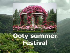 Ooty Summer Festival 2018 Rose Show Tamilnadu Hindi