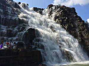 Best For Summer Teerathgarh Falls In Chhattisgarh Hindi
