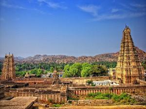 Places To Visit In Hampi Karnataka South India Hindi