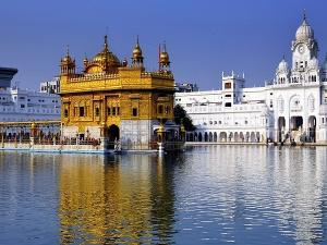 Golden Temple Will Get More 160 Kg Gold