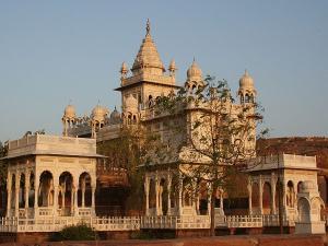 Tajmahal Of Mewar Jaswant Thada In Jodhpur Rajasthan