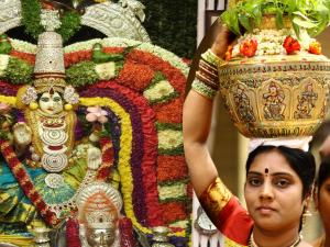 Bonalu Festival Celebration In Telangana During August