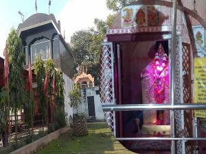 Chaiti Devi Temple Kashipur Uttarakhand