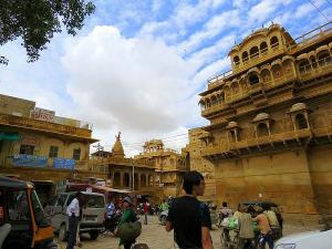 Famous Ancient Temple Visit Jaisalmer Rajasthan