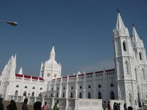 Best Tourist Places Visit Velankanni Tamilnadu