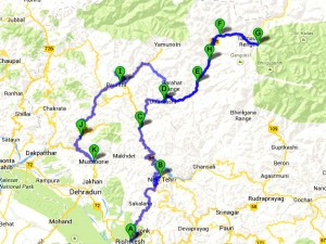 Mountain Biking Adventure Garhwal