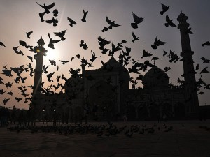 Jama Masjid The Great Mosque Of Delhi 000419 Pg