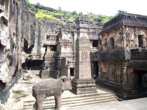 Aurangabad Is Surrounded Caves Maharashtra