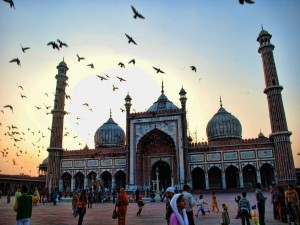 Most Famous Mosque India