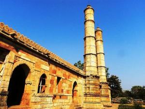 Places Visit Champaner Gujarat 000696 Pg
