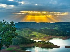 Famous Lake In Shillong
