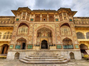 Shila Temple In Amer Fort In Hindi