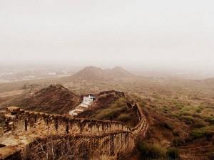 Bhujia Fort In Bhuj Hindi