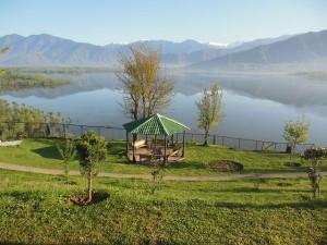 Wular Lake In Jammu Kashmir Hindi