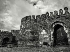 Daulatabad Fort Aurangabad Maharashtra Hindi
