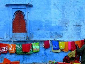 India S Blue City Jodphur Rajasthan