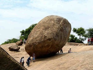 Krishna Butter Ball Mahabalipuram Hindi