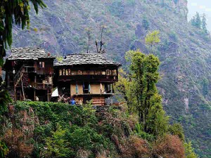 The Himalayan Village Of Malana Is Out Bounds For Tourists H